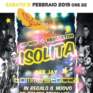 Isolita con dj tommy stocca @ isolabar