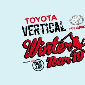 Radio Deejay Vertical Winter Tour 2019